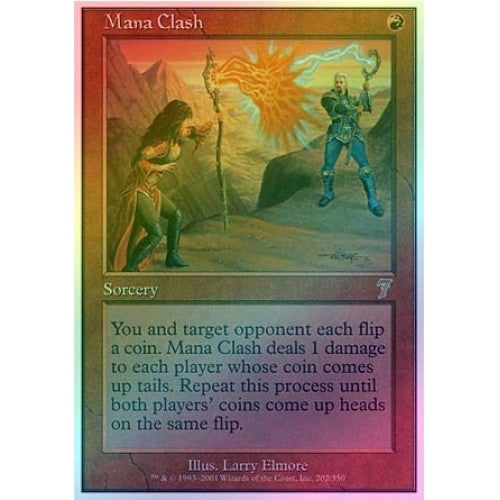 Mana Clash (Foil) available at 401 Games Canada