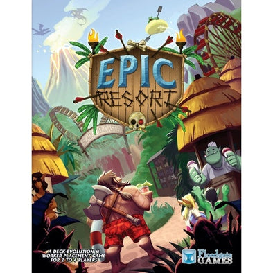 Epic Resort - 401 Games