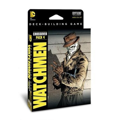 DC Comics Deck Building Game - Crossover Pack #4 -Watchmen - 401 Games