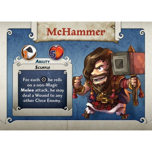Arcadia Quest - McHammer - 401 Games