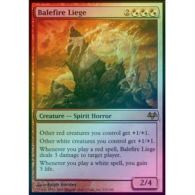 Balefire Liege (Foil) (EVE) available at 401 Games Canada
