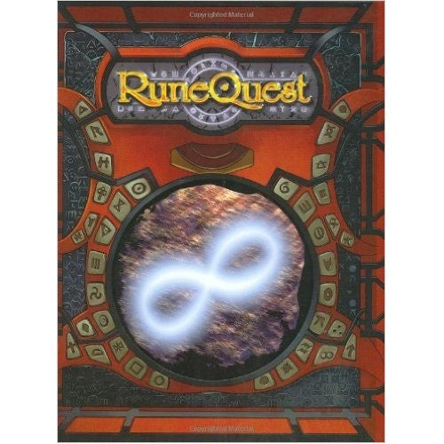Buy Runequest - Core Rules and more Great RPG Products at 401 Games