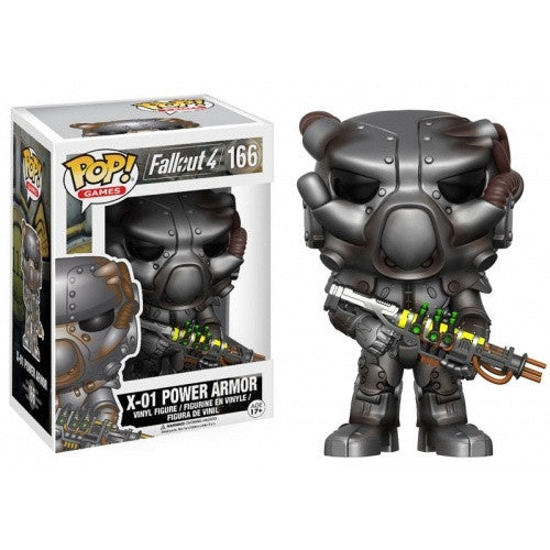 Buy Pop! Fallout 4 - X-01 Power Armor and more Great Funko & POP! Products at 401 Games