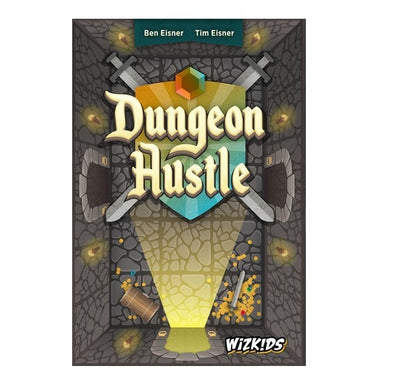 Buy Dungeon Hustle and more Great Board Games Products at 401 Games