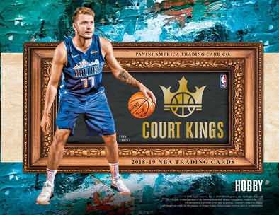 Buy 2018-19 Panini Court Kings Basketball Hobby Box and more Great Sports Cards Products at 401 Games