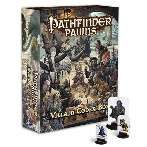 Pathfinder - Pawns - Villain Codex Box available at 401 Games Canada