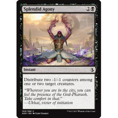 Splendid Agony (AKH) available at 401 Games Canada