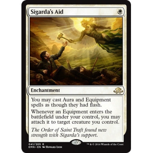 Sigarda's Aid (EMN) - 401 Games