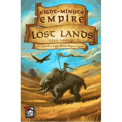 Eight-Minute Empire: Legends - Lost Lands - 401 Games