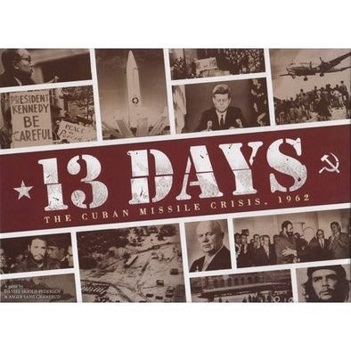 Buy 13 Days - The Cuban Missile Crisis and more Great Board Games Products at 401 Games