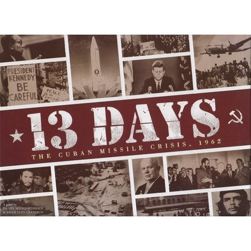 13 Days: The Cuban Missile Crisis - 401 Games