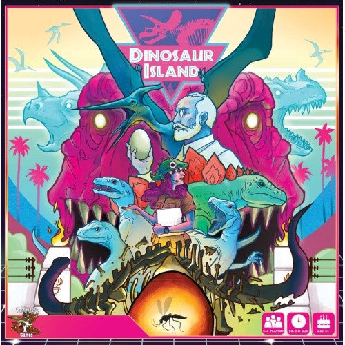 Dinosaur Island available at 401 Games Canada