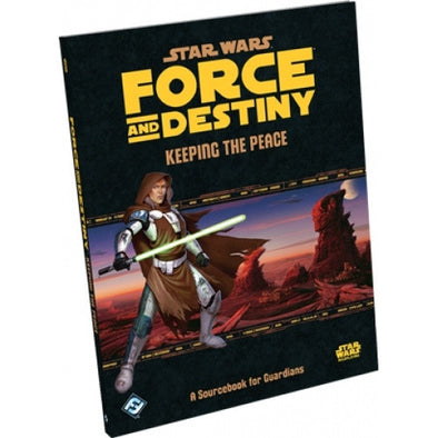 Star Wars: Force and Destiny - Keeping The Peace - 401 Games