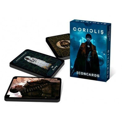 Buy Coriolis - Icon Card Deck and more Great RPG Products at 401 Games
