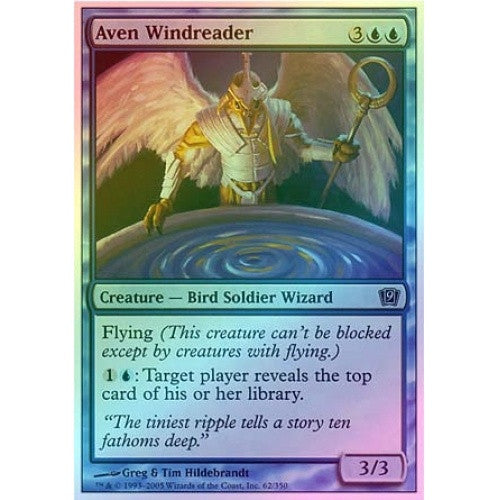 Aven Windreader (Foil) - 401 Games