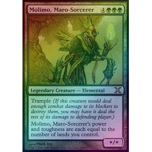 Molimo, Maro-Sorcerer (Foil) available at 401 Games Canada