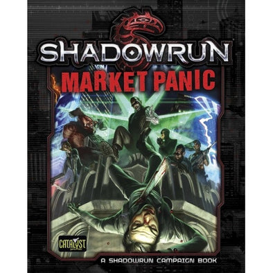 Buy Shadowrun 5th Edition - Market Panic and more Great RPG Products at 401 Games
