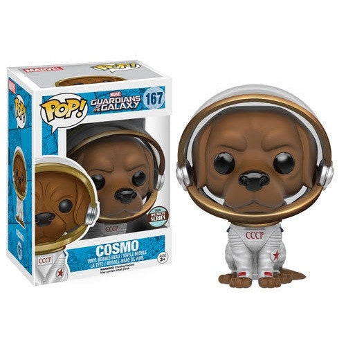 Pop! EXCLUSIVE - Guardians of the Galaxy - Cosmo (Specialty Series) - 401 Games