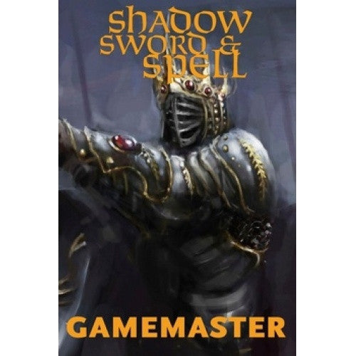 Shadow, Sword and Spell - Gamemaster - 401 Games