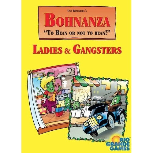 Buy Bohnanza - Ladies and Gangsters and more Great Board Games Products at 401 Games