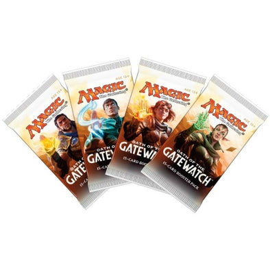 Buy MTG - Oath of the Gatewatch Chinese Booster Pack and more Great Magic: The Gathering Products at 401 Games
