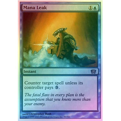 Mana Leak (Foil) available at 401 Games Canada