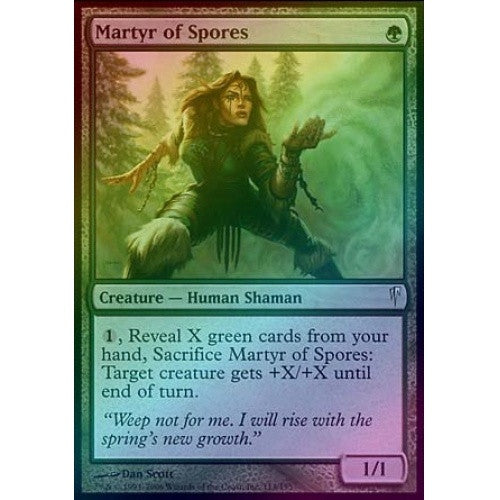 Martyr of Spores (Foil) (CSP) - 401 Games