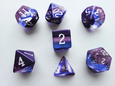 Buy Little Dragon - Birthstone Dice - Tanzanite (December) and more Great Dice Products at 401 Games