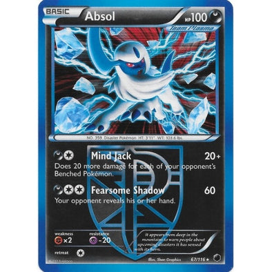 Absol - 67/116 - 401 Games