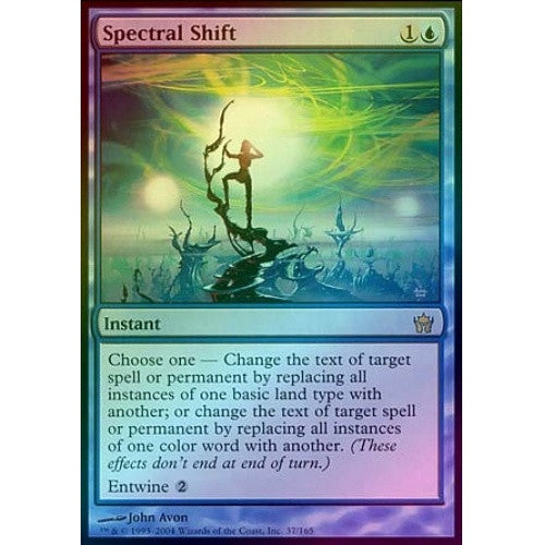 Spectral Shift (Foil) (5DN) available at 401 Games Canada
