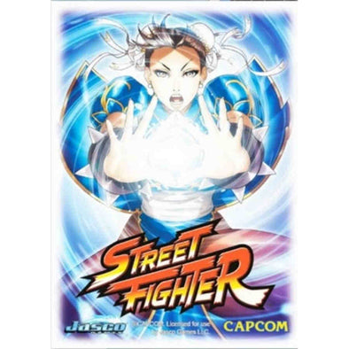 Dragon Shield - 100ct Standard Size - Art - Street Fighter - Chun Lee - 401 Games
