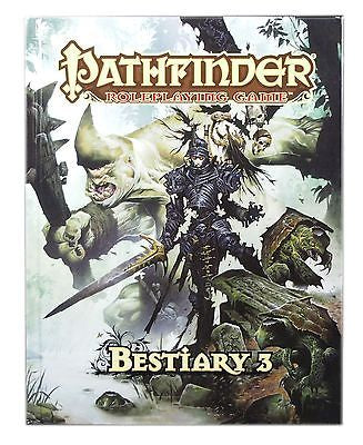 Pathfinder - Book - Bestiary 3 Pocket Edition