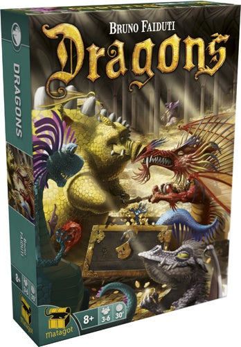Buy Dragons and more Great Board Games Products at 401 Games