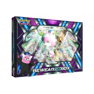 Pokemon - Bewear-GX Collection Box available at 401 Games Canada