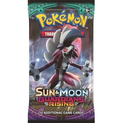 Pokemon - Guardians Rising Booster Pack - 401 Games