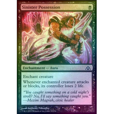 Sinister Possession (Foil) (DGM) - 401 Games