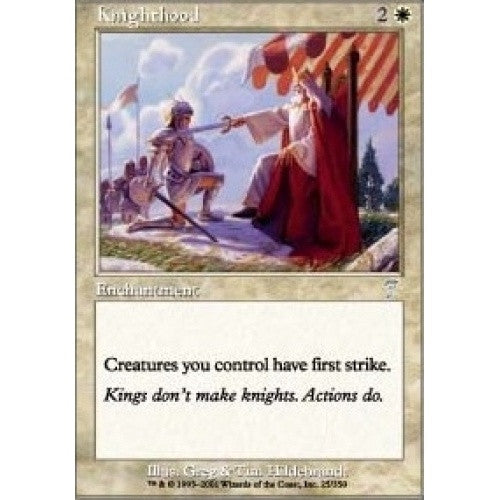Knighthood available at 401 Games Canada