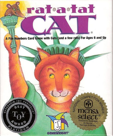 Rat-A-Tat-Cat - 401 Games