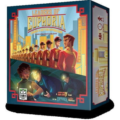 Buy Leaders of Euphoria - Choose A Better Oppressor and more Great Board Games Products at 401 Games