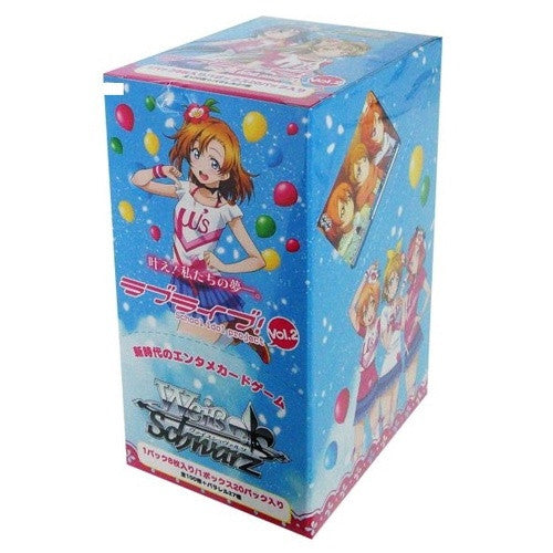 Weiss Schwarz - Love Live Vol 2 - English Booster Box - 401 Games