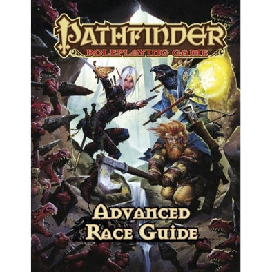 Pathfinder - Book - Advanced Race Guide - 401 Games