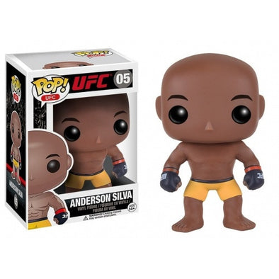 Buy Pop! UFC - Anderson Silva and more Great Funko & POP! Products at 401 Games