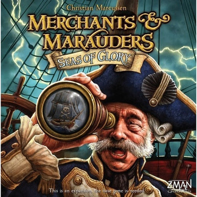 Merchants & Marauders - Seas of Glory - 401 Games