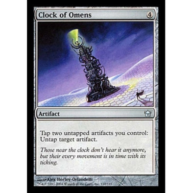 Clock of Omens - 401 Games