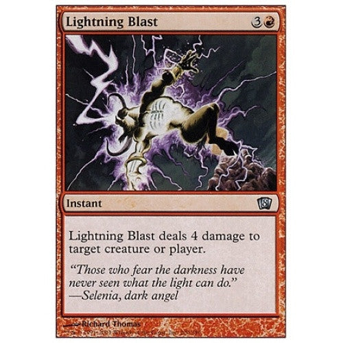 Lightning Blast available at 401 Games Canada