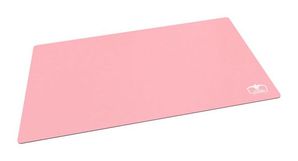 Buy Ultimate Guard - Monochrome Play Mat - Pink and more Great Sleeves & Supplies Products at 401 Games