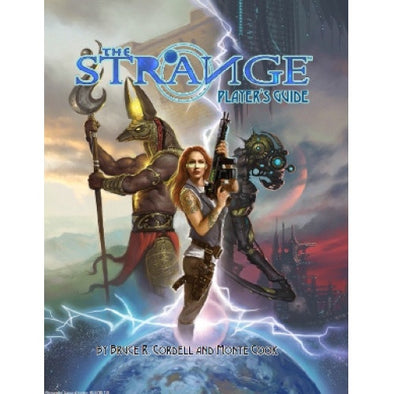 The Strange - Player's Guide available at 401 Games Canada