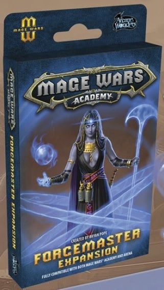 Mage Wars Academy - Forcemaster Expansion - 401 Games