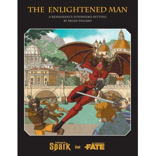 Buy Spark - The Enlightened Man and more Great RPG Products at 401 Games