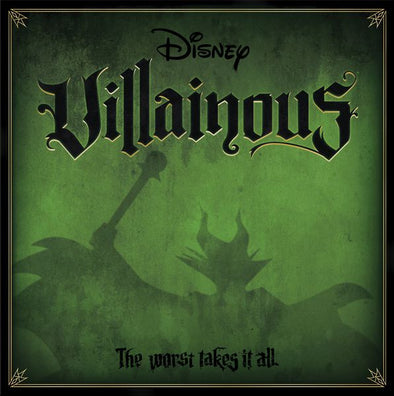 Disney Villainous available at 401 Games Canada